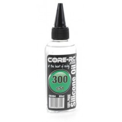 CORE RC Silicone Oil - 300cSt - 60ml