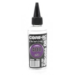 CORE RC Silicone Oil - 400cSt - 60ml