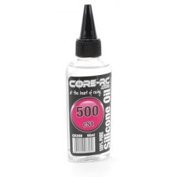 CORE RC Silicone Oil - 500cSt - 60ml