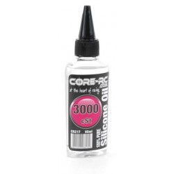 CORE RC Silicone Oil - 3000cSt - 60ml