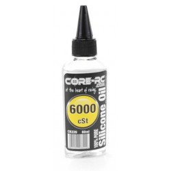 CORE RC Silicone Oil - 6000cSt - 60ml