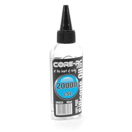 CORE RC Silicone Oil - 20000cSt - 60ml