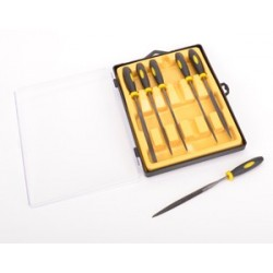Needle Files in Case - 6pc