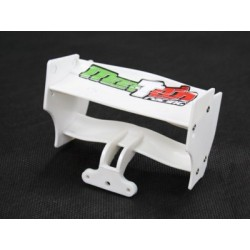 Montech-Wing F1 Rear - White