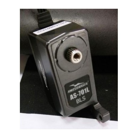 AS-701L Brushless Low-Profile Car Servo