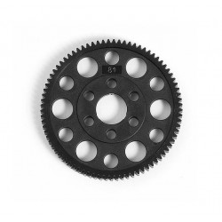Offset Spur Gear 81T/48