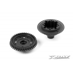 Composite Gear Differential Case & Cover