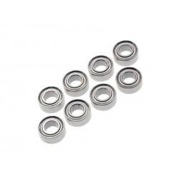 Steel ball Bearing 5x10x3mm (2pcs)