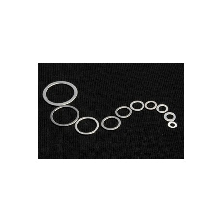 Shim set 3.2x5mm (0.1,0.2,0.3 mm each 10 pcs)