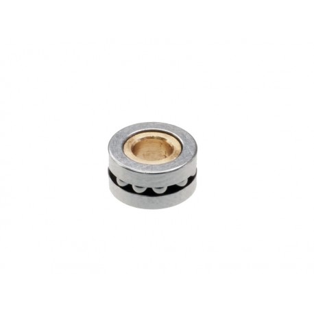 steel ball thrust bearing 2.6 x 6mm (1pc)
