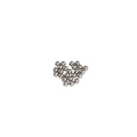 2.4 mm steel balls (24pcs)