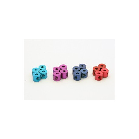 Stopper - red (4pcs)