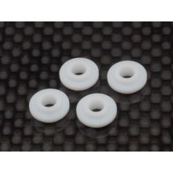 Shock teflon O-Ring guide for Shock ver. 2 (4pcs)