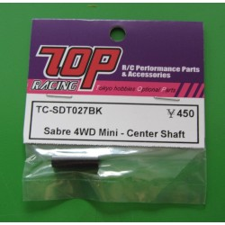 Sabre 4WD Mini- center shaft