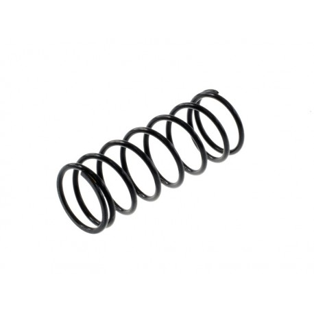 Rebel - center shock spring black ( 1.0 mm x 8 coils - 1 pc)