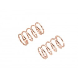Rebel 10 - front spring copper (0.45 mm x 5.5 coils - 2 pc)
