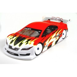 Montech - RACER Bodyshell Touring - 190mm