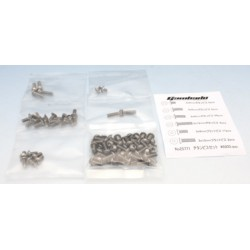 ABC Hobby Gambado Titanium Screw Set