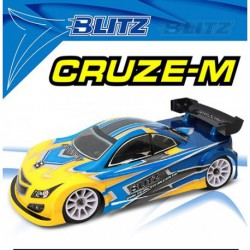 BLITZ MINI CRUZE-M 1/10 0,8mm M-CHASSIS 210mm