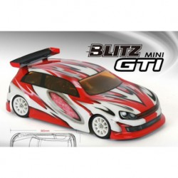 BLITZ MINI GTI 225MM (0,8mm) M-CHASSIS