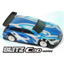 BLITZ MINI C30 1/10 0,8mm M-CHASSIS