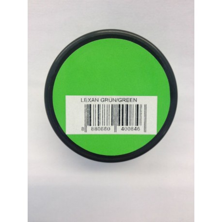 PINTURA H-SPEED LEXAN SPRAY FLUO GREEN