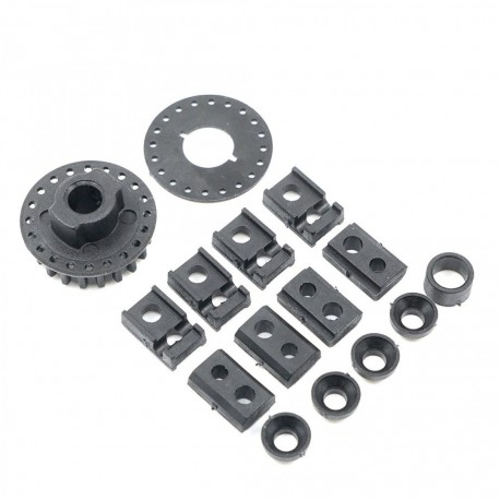 XPRESS 10085 - K1 / M1 - Composite Center pulley