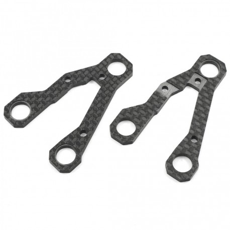 XPRESS 10093 Graphite Lower Suspension Arms - Fron