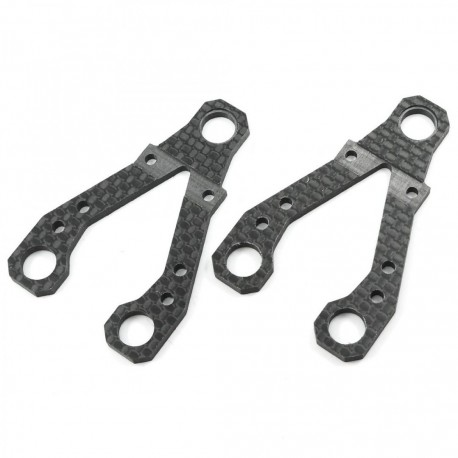 XPRESS 10094 Graphite Lower Suspension Arms - Rear