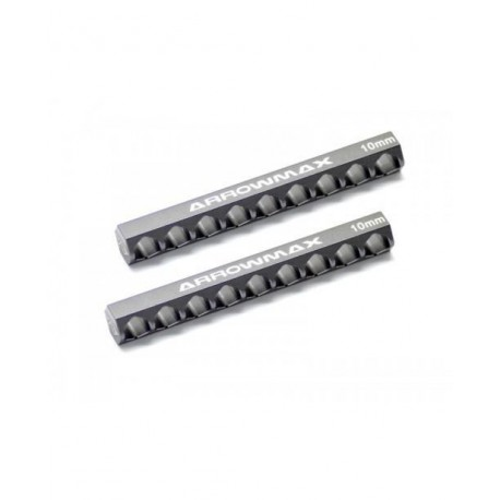 BLOQUES 10mm PARA DOWSTOPS ARROWMAX HONEYCOMB
