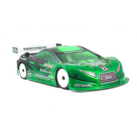 Carroceria ZooRacing ZR-0001-07 - ZooZilla - 1:10