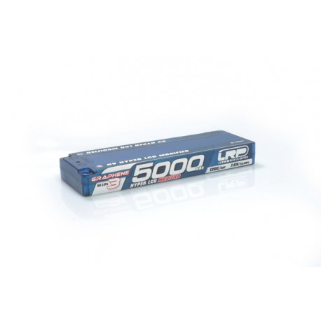 LRP lipo HV Hyper LCG Modified GRAPHENE-3 5000mAh