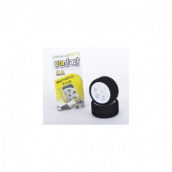 JW35FA:Contact RC Foam Tyres - WGT/GT10 Front 35Sh