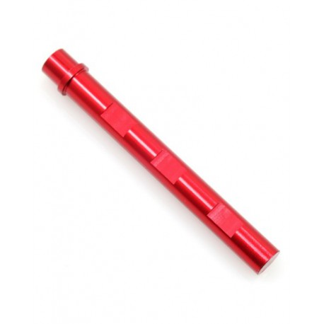 XPRESS K1 / M1 - Alu Center Shaft - Red