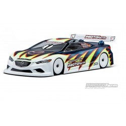 PROTOFORM MAZDA 6 GX CLEAR BODY FOR 190MM