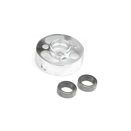 2-speed clutch bell M0.8 with bearings
