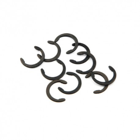 Retaining ring solid axle (10)