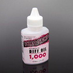 PURE SILICONE DIFF OIL 1000