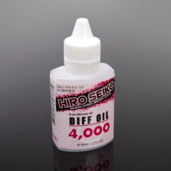PURE SILICONE DIFF OIL 4000