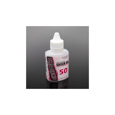 PURE SILICONE SHOCK OIL 50WT