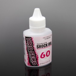 PURE SILICONE SHOCK OIL 60WT