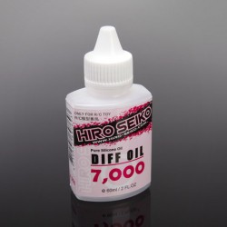 PURE SILICONE DIFF OIL 7000