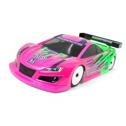 CARROCERIA PREOPARD Zoo-Racing Preopard ZR-0002-07 - PreoPard - 1:10 0.7mm REG