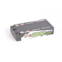 Intellect Lipo LiHV 120C 2S LP Shorty 4200mAh - LC