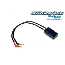 Comprobador de Voltaje Muchmore Quick LiPo Voltage Checker