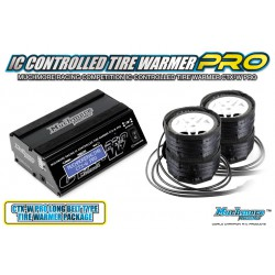 CALENTADORES 1/8 MUCHMORE IC Controlled Tire Warmer Pro Long Belt