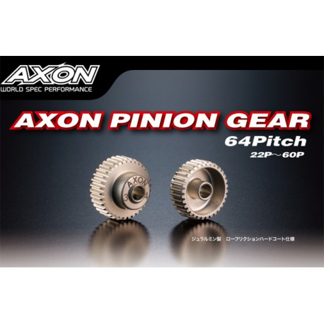 AXON PINION GEAR 64P 26T