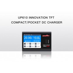 CARGADOR 10A ULTRA POWER UP610 200W 16A DC CHARGER
