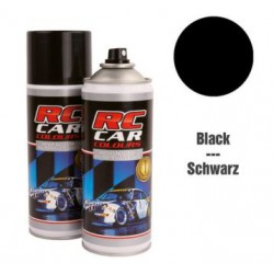 Pintura Lexan Spray 150ml - Negro