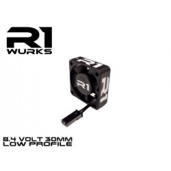 R1 WURKS Premium 8.4V Cooling Fan 30x10mm Low Prof